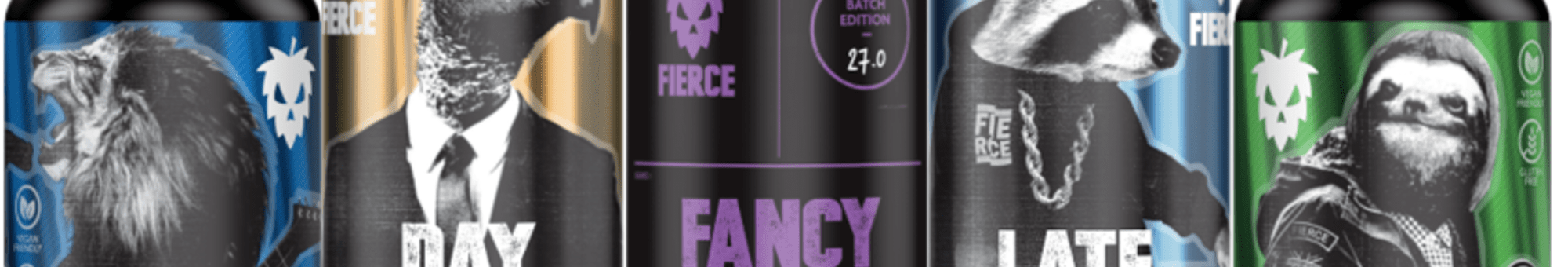 Hoppy Beers on Fierce Brewing