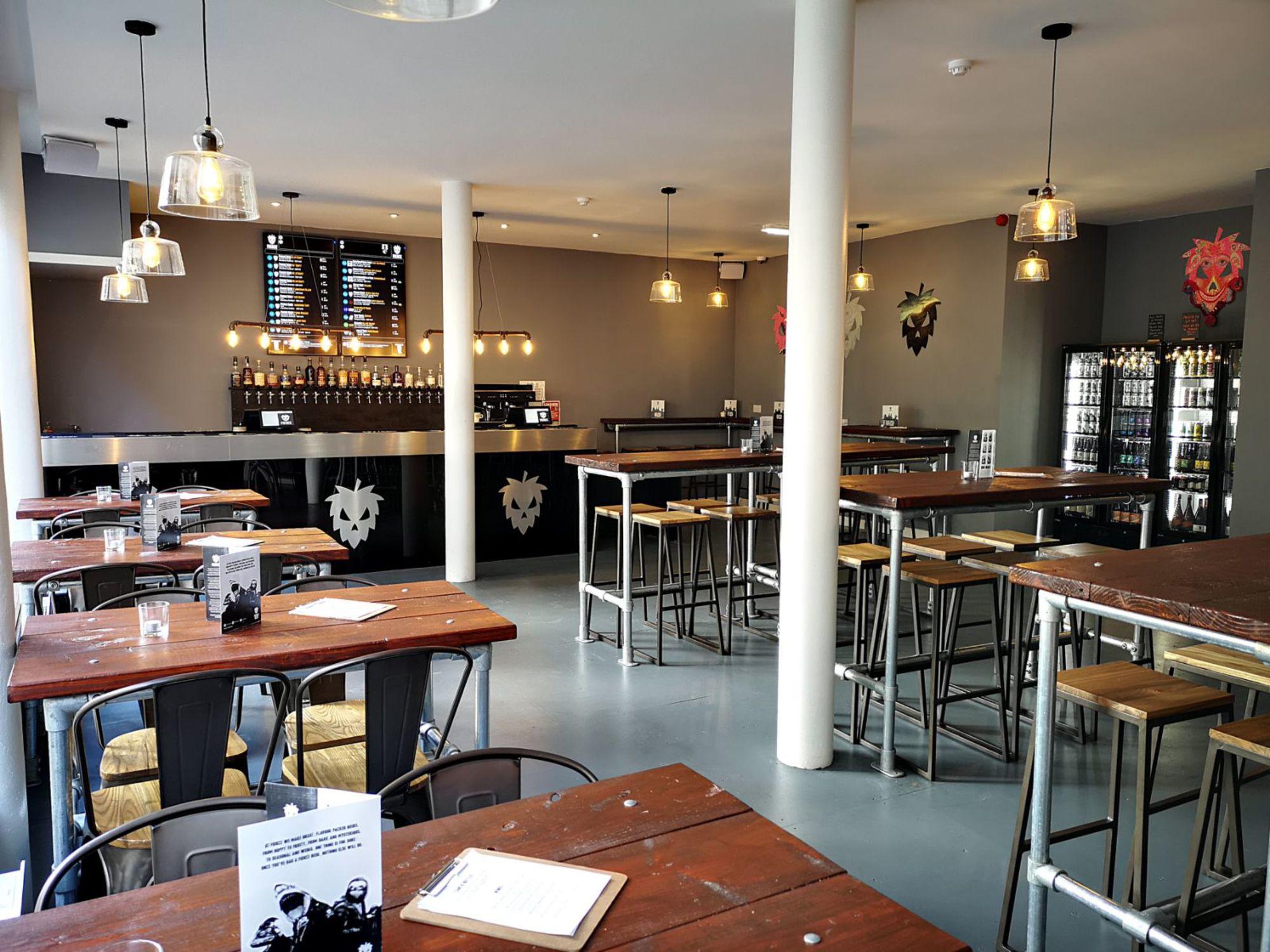 Aberdeen Bar Fierce Brewing